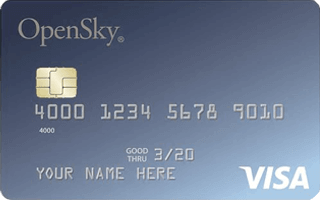OpenSky Secured Visa review