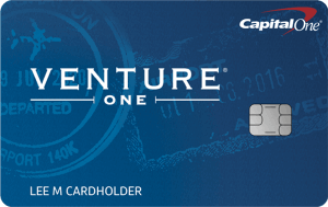 Capital One Venture Reward card
